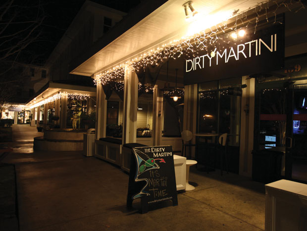 The Dirty Martini Wilmington NC