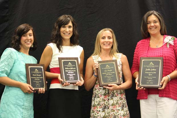 New Hanover County Teachers of the Year
