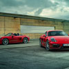 Porsche Introduces the Boxster GTS and Cayman GTS Models