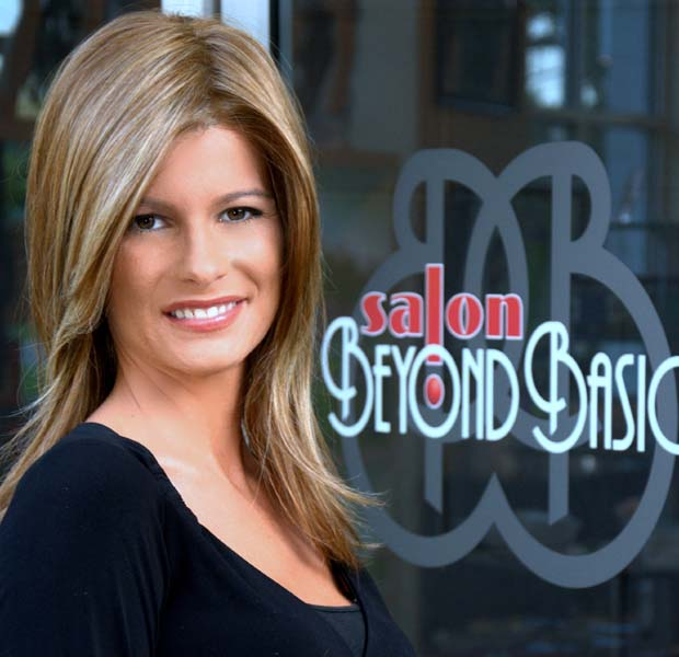 Salon Beyond Basics Hair Program